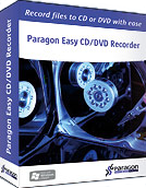 Paragon Software Paragon Easy CD/DVD Recorder, 1 лицензия...