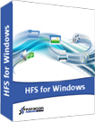 Paragon Software HFS+ for Windows, 1 лицензия (PRGN18032014-80)