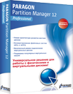 Paragon Software Partition Manager Professional, 1 лицензия...