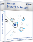 Paragon Software Protect & Restore Workstation, 1 license...