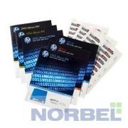 Hp Дисковод Q2013A LTO-6 Ultrium RW Bar Code Label Pack