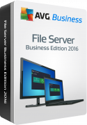 AVG File Server Edition, 1 year 2 computers (FSC.2.4.0.12)