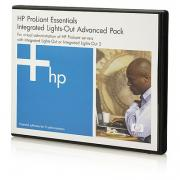 Лицензия HP E-LTU iLO (Integrated Lights-Out) Advanced Pack, inc. 3...
