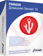 Paragon Software Домашний Эксперт (Hard Disk Manager Suite), single...