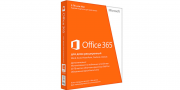 Microsoft Office 365 Home Premium, 32/64, RUS, BOX, Only Medialess No...