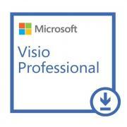 D87-01246 VisioPro - Visio Professional Sngl SA OLP License NL
