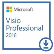 Лицензия ESD Microsoft Visio 2016 Professional ALL LNG (D87-07114)