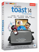 Corel Roxio Toast 14 Titanium ML (ESDRTO14TIMACML)
