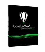 Corel CorelDRAW Graphics Suite 2017 (ESDCDGS2017ROW)