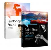 Corel PaintShop Pro X8 ESD ML (ESDPSPX8ML)