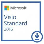 Лицензия ESD Microsoft Visio 2016 Standard ALL LNG (D86-05549)