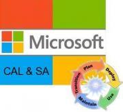 Право на использование (электронно) Microsoft SQL CAL Sngl LicSAPk OLV...