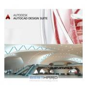 Autodesk AutoCAD Design Suite Premium Commercial Single-user Annual...