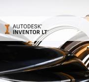 ПО по подписке (электронно) Autodesk Inventor LT 2017 Single-user...