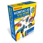 АСКОН КОМПАС-3D V16 Home 1 ПК (лицензия на 1 год)...