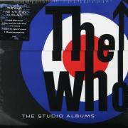 Виниловая пластинка WHO - THE STUDIO ALBUMS (14 LP)