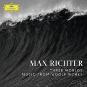 Виниловая пластинка MAX RICHTER - THREE WORLDS MUSIC FROM WOOLF WORKS...
