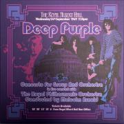 Виниловые пластинки Deep Purple CONCERTO FOR GROUP AND ORCHESTRA (Box...