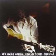 Виниловые пластинки Neil Young OFFICIAL RELEASE SERIES DISCS 5-8 (Box...