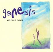 Genesis - We Can't Dance (GENLPY13)