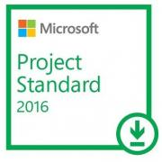 Лицензия ESD Microsoft Project 2016 Standard ALL LNG (Z9V-00342)