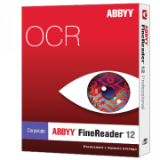 ABBYY FineReader 12 Corporate Full (Per Seat) (AF12-2S1W01-102)