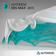 Autodesk 3ds Max 2015 Commercial New NLM DVD [128G1-G15211-1001]