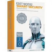 NOD32-ESS-NS (BOX) антивирус ESET NOD32 Smart Security Platinum...
