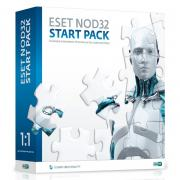 Программное обеспечение ESET NOD32 START PACK (1ПК/1 г)