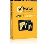 Symantec NORTON MOBILE SECURITY 3.0 RU 1 USER 12MO (SYB21281097)