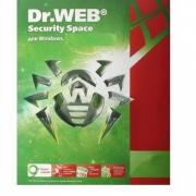 Dr.Web Антивирус Dr.WebSec.Space 1ПК/1год