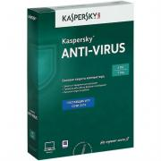 Антивирус Kaspersky Anti-Virus 2015 Russian Edition. 2-Desktop 1 year...