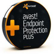 Avast avast! Endpoint Protection Plus, 1 год (от 50 до 199...