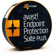 Avast avast! Endpoint Protection Suite Plus, 1 год (от 500 до 999...