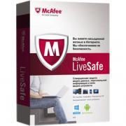 McAfee LiveSafe Promo box