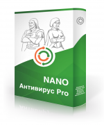 NANOSecurity NANO Антивирус Pro бизнес-лицензия от 50 до 99 ПК...