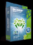 Dr.Web Mobile Security - на 1 устройство, на 12 мес. (LHM-AA-12M-1-A3)