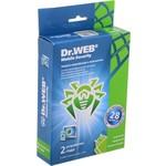 Программный продукт Антивирус DR.Web Mobile Security 2 устройства/2...
