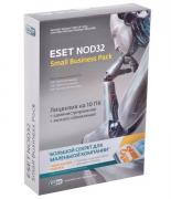 Программа ESET NOD32 SMALL Business Pack newsale for 10 user