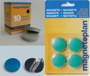 Магниты Magnetoplan Standart (4шт)