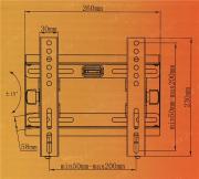 Кронштейн Benatek PLASMA-66B