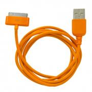 Human Friends Rainbow C, Orange кабель USB/30-pin