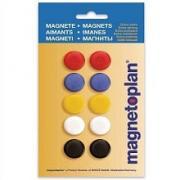 Magnetoplan Сигнальные магниты для офисной доски