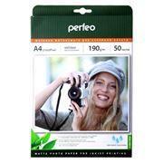 Бумага A4 PERFEO матовая 190 г/м, 50 листов (PF-MTA4-190/50)