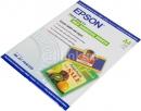 Фотобумага Epson матовая, самоклеящаяся Photo Quality Self-Adhesive...