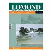 Фотобумага Lomond 0102052 матовая 200g/m2 A4 односторонняя 25 листов