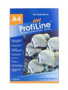 Фотобумага ProfiLine БГ-180-A4-50 180g/m2 A4 глянцевая 50 листов