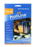 Фотобумага ProfiLine БГ-180-13x18-25 180g/m2 глянцевая 25 листов