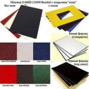 МеталБинд Обложки MetalBind ткань A5 без окна