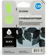 Cactus CS-C9364 №129, Black картридж струйный для HP PS...